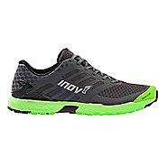 Mens Inov-8 Trailroc 285 Trail Running Shoe - Grey/Green 12