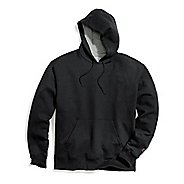 Mens Champion Powerblend Fleece Pullover Hood Half-Zips & Hoodies Technical Tops
