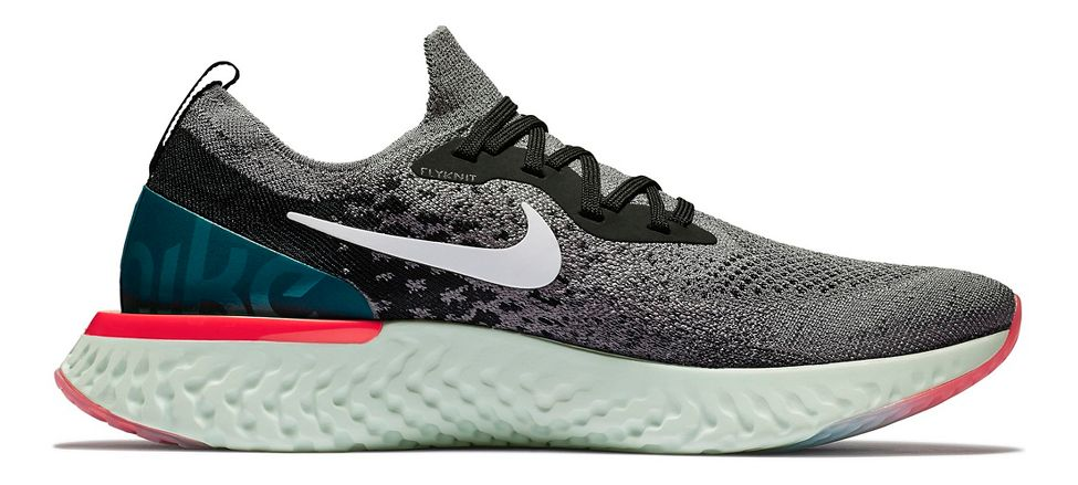 90a093341386 Nike Epic React Flyknit Men s Running Shoes from Road Runner Sports