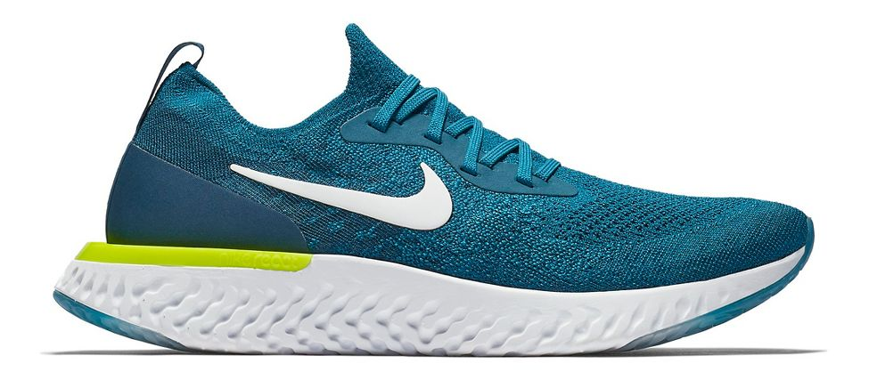 new concept ee5db 1e25d Nike Epic React Flyknit Men s Running Shoes from Road Runner Sports