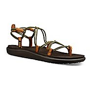 Womens Teva Voya Infinity Sandals Shoe - Avocado 9