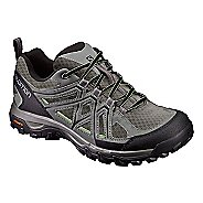 Mens Salomon Evasion 2 Aero Hiking Shoe - Castor Grey 8.5