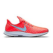 Womens Nike Air Zoom Pegasus 35 Running Shoe - Crimson 7.5