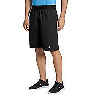 Mens Champion Crossover Short 2.0 Unlined Shorts - Black L