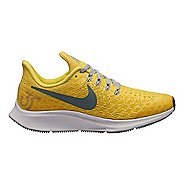 Kids Nike Air Zoom Pegasus 35 Running Shoe - Lemonade 5.5Y