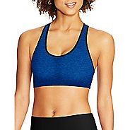 28a2f3734 Womens Champion Absolute Racerback with SmoothTec Band Sports Bras - Surf  Blue Black XL