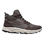 Womens Skechers GO Trail 2 - Grip Trail Running Shoe - Chocolate 8.5