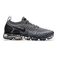 Womens Nike Air VaporMax Flyknit 2 Casual Shoe - Grey 11