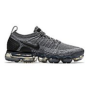 Womens Nike Air VaporMax Flyknit 2 Casual Shoe - Grey 8.5