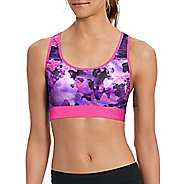 Womens Champion Absolute Workout -Print Sports Bras - Sky Camo Purple L