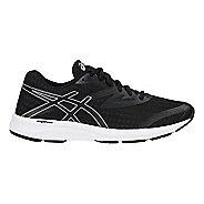 Womens ASICS Amplica Running Shoe - Black/White 11