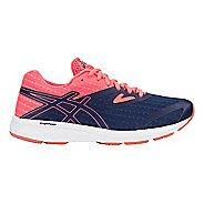 Womens ASICS Amplica Running Shoe - Blue/Coral 11