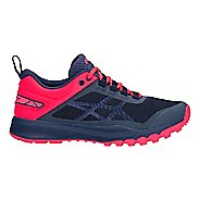 Womens ASICS Gecko XT Trail Running Shoe - Azure/Deep Ocean 6.5