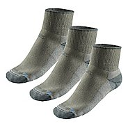 R-Gear Super Breathable Medium Cushion Trail Quarter 3 pack Socks