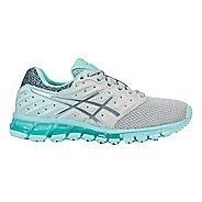 Womens ASICS GEL-Quantum 180 2 MX Running Shoe - Grey/Blue 12