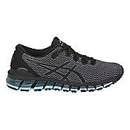 Womens ASICS GEL-Quantum 360 Shift MX Running Shoe - Carbon/Black/Blue 7.5