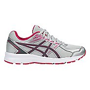 Womens ASICS Jolt Running Shoe - Grey/Carbon/Rose 10.5