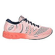 Womens ASICS Noosa FF 2 Running Shoe - Pink/Blue 9.5