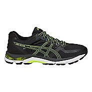 Mens ASICS GEL-Glyde Running Shoe - Black/Yellow 10