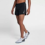 "Mens Nike Dry 4"" Running Lined Shorts"