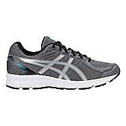 Mens ASICS Jolt Running Shoe - Carbon/Silver/Blue 15