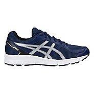 Mens ASICS Jolt Running Shoe - Blue/Silver/Black 8.5