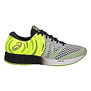 Mens ASICS Noosa FF 2 Running Shoe - Grey/Yellow 10.5