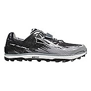 Mens Altra King MT 1.5 Trail Running Shoe - Black 11