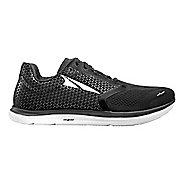 Mens Altra Solstice Running Shoe - Black 9.5