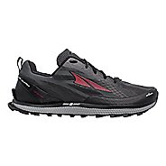 Mens Altra Superior 3.5 Trail Running Shoe - Black/Red 10.5