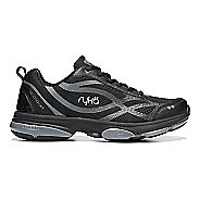Womens Ryka Devotion XT Cross Training Shoes - Black/Grey 6