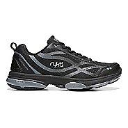 Womens Ryka Devotion XT Cross Training Shoes - Black/Grey 9.5