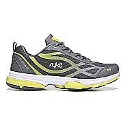 Womens Ryka Devotion XT Cross Training Shoes - Grey/Yellow 9