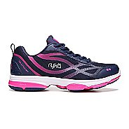 Womens Ryka Devotion XT Cross Training Shoes - Blue/Pink 5.5