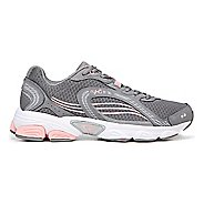 Womens Ryka Ultimate Running Shoe - Grey/Rose/Silver 10