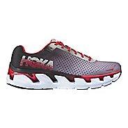 Mens Hoka One One Elevon Running Shoe - Black/Red 7.5
