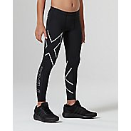 2XU Boys Compression Tights - Black YS