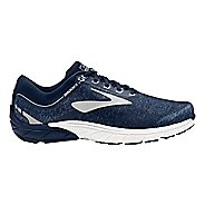Mens Brooks PureCadence 7 Running Shoe - Silver/White 10
