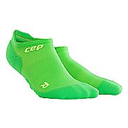 Mens CEP Dynamic+ Ultralight No-Show Socks Injury Recovery