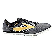 Brooks ELMN8 v4 Track and Field Shoe - Black/Gold/White 10