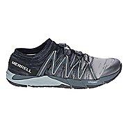 Mens Merrell Bare Access Flex Knit Running Shoe - Black 8.5