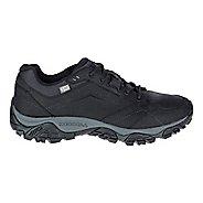 Mens Merrell Moab Adventure Lace Waterproof Hiking Shoe - Black 10.5