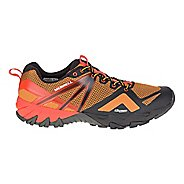 Mens Merrell MQM Flex Hiking Shoe - Old Gold 11.5