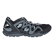 Mens Merrell Tetrex Crest Wrap Hiking Shoe - Black 10.5