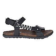 Womens Merrell Around Town Sunvue Woven Sandals Shoe - Black 10