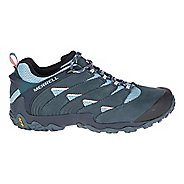 Womens Merrell Chameleon 7 Hiking Shoe - Slate/Blue 10