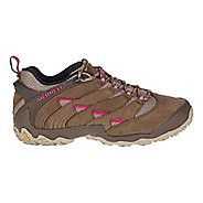 Womens Merrell Chameleon 7 Hiking Shoe - Slate/Blue 7.5