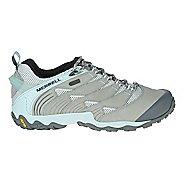 Womens Merrell Chameleon 7 Waterproof Hiking Shoe - Frozen Blue 8
