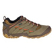 Womens Merrell Chameleon 7 Waterproof Hiking Shoe - Dusty Olive 11