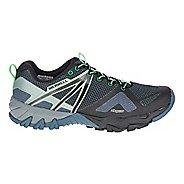 Womens Merrell MQM Flex Hiking Shoe - Grey/Black 6